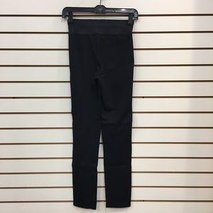 PAIGE Pants - Paige Denim Glam Rock Legging in Black